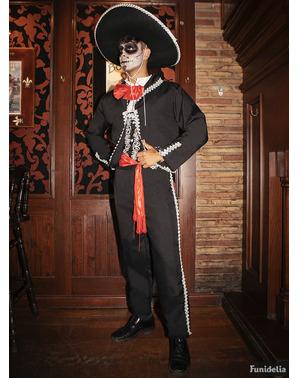Strój elegancki Meksykanin