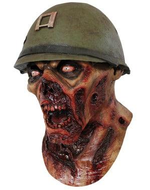 Zombie Soldat Maske