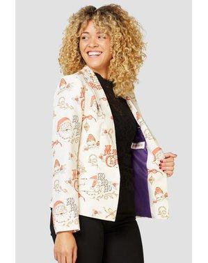 Jachetă femeie Moș Crăciun - Opposuits
