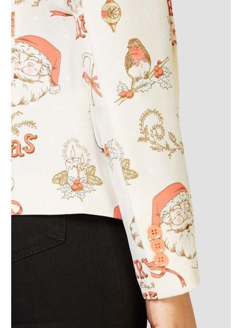 Veste Père Noël femme - Opposuits