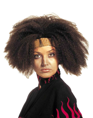 African Tribal Wig