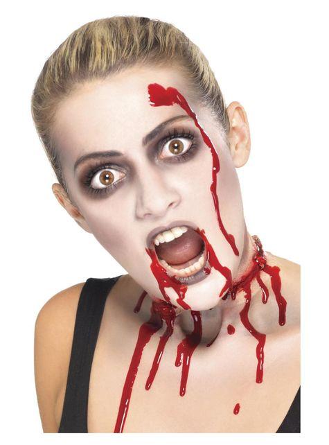 Set de maquillaje de zombie