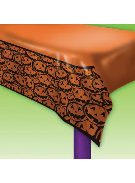 Nappe Citrouille Halloween