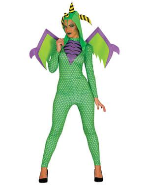 Disfraz de dragón para mujer
