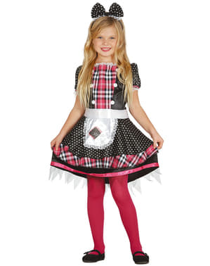 Kostium szmaciana laleczka dla dziewczynki