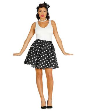 Kit pin up noir femme