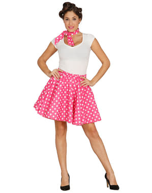 Women's Pink Pin Up Set