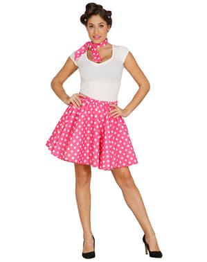 Жіночий рожевий Pin Up набір