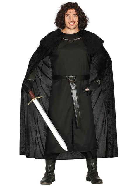Jon the Commander Costume