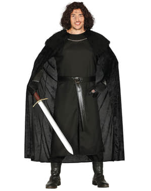 Jon Commander Kostume til Mænd