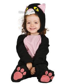 Baby's Black Cat Costume