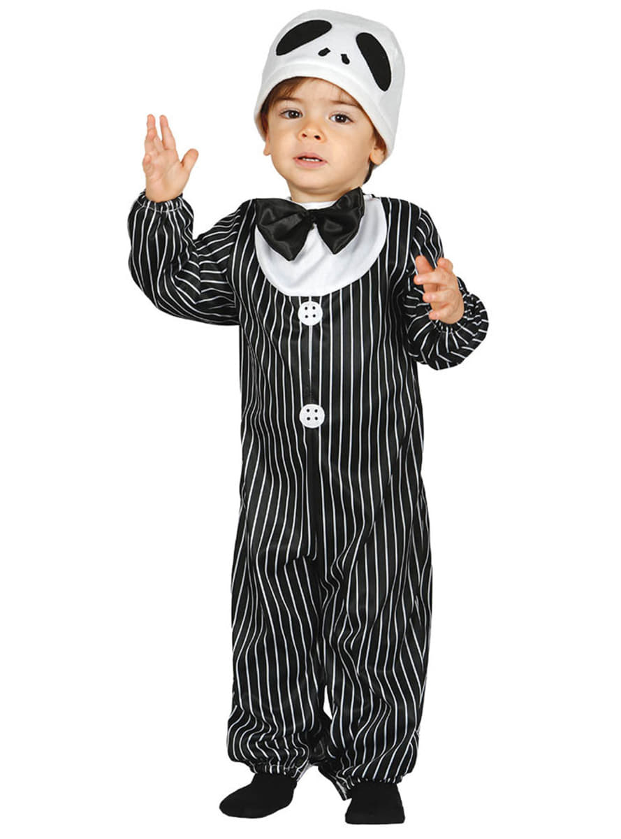 baby 39 s jack nightmare before christmas costume. Black Bedroom Furniture Sets. Home Design Ideas