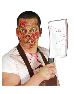 Mörderisches Fleischer Messer