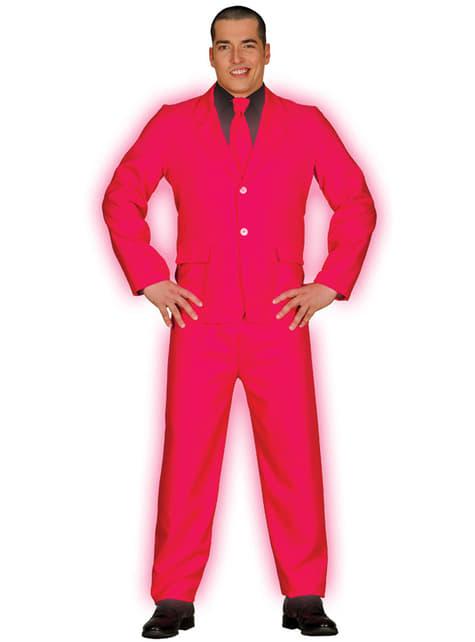 Men's Pink Suit