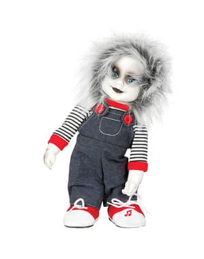 Décoration poupée zombie