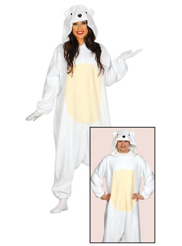 89fd2840237a Adult s Loving Polar Bear Onesie. The coolest