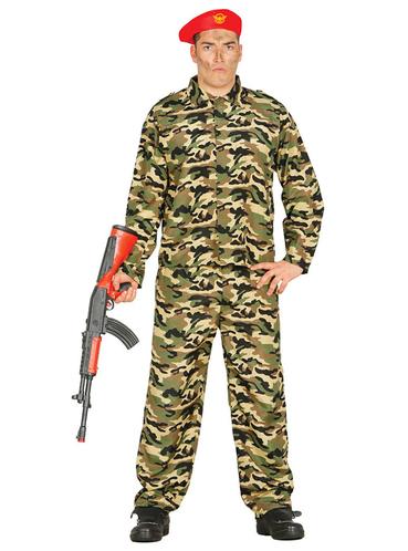 mutiger soldat kost m f r herren funidelia. Black Bedroom Furniture Sets. Home Design Ideas