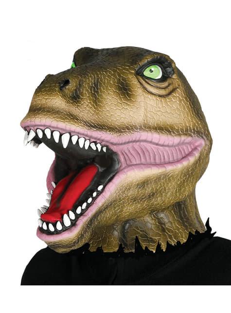 Adult's Wild Dinosaur Mask