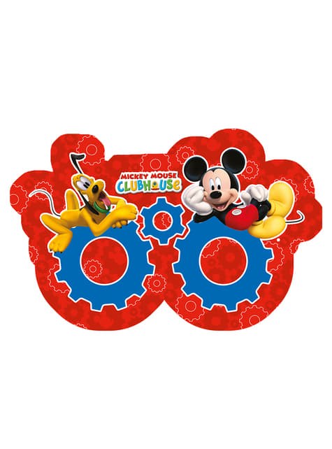 Zestaw 6 masek Playful Mickey