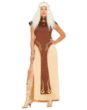 Kostium królowa smoków damski