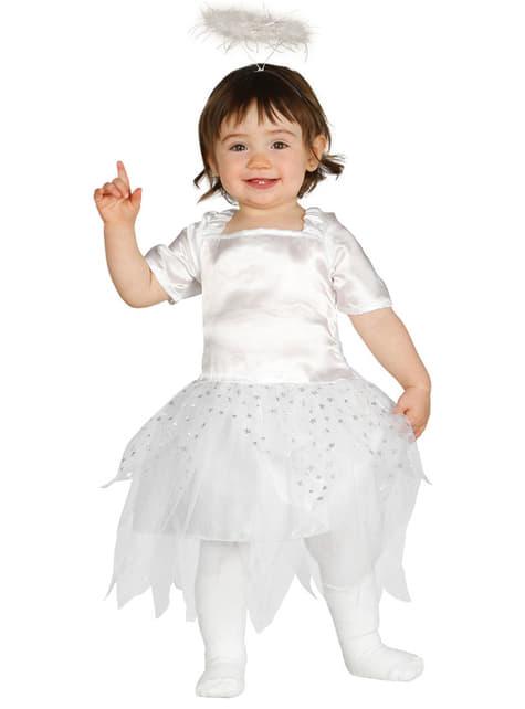 Déguisement adorable petit ange bébé