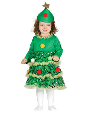 Baby's Christmas Tree Costume
