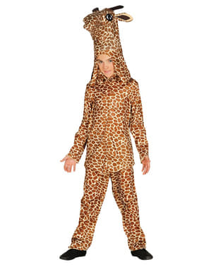 Disfraz de jirafa tierna infantil