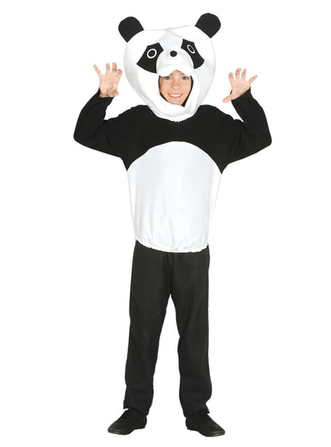 Boy's Panda Bear Costume