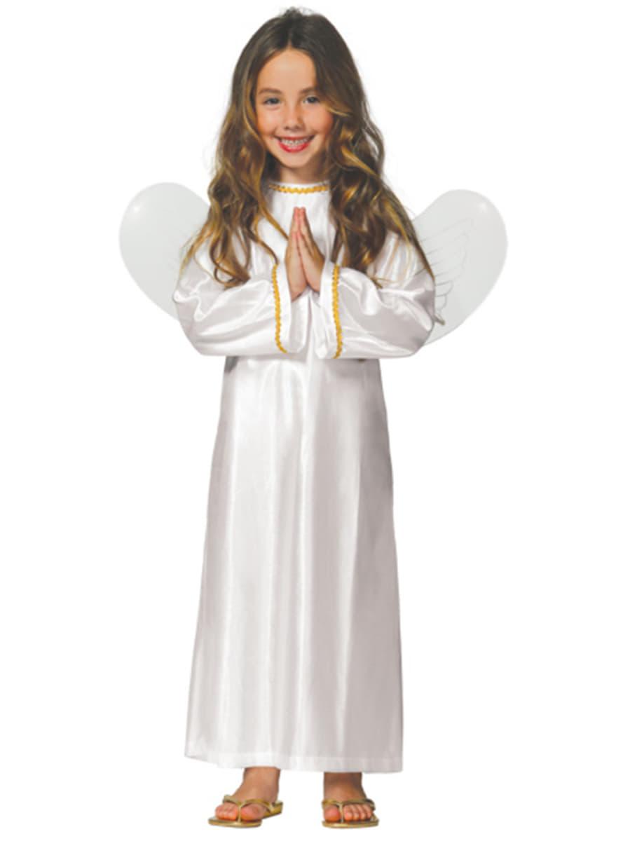 Disfraz de ngel navide o adorable para ni a comprar - Disfraz de reno nina ...