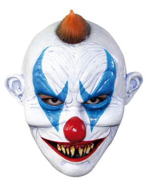 Fieser Clown Maske