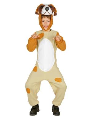 Bernhardiner Kostüm für Jungen