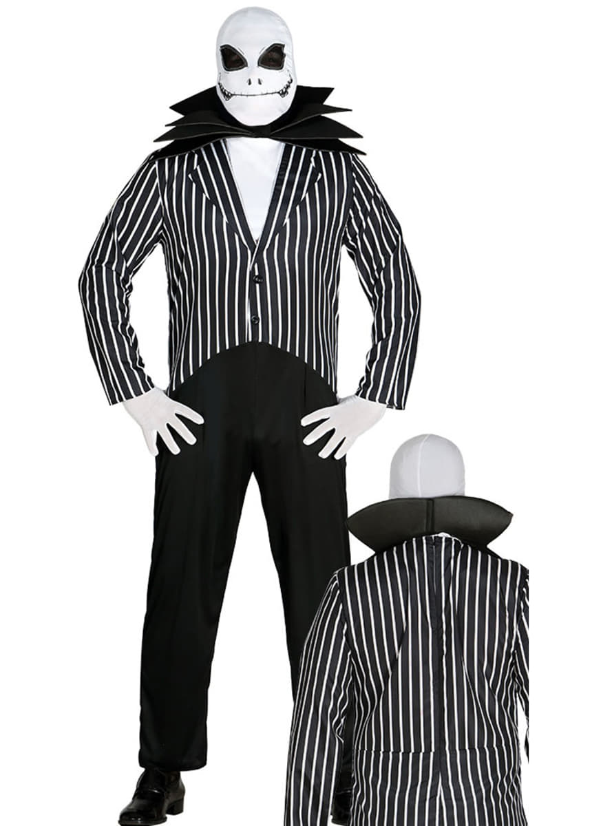 Man\'s Jack Nightmare Before Christmas Costume. Fast delivery   Funidelia