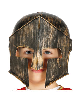 Hjälm Spartan för barn