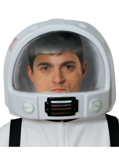 Capacete de astronauta para adulto