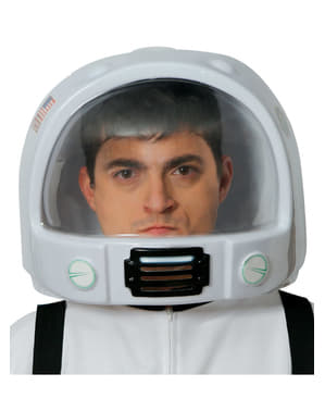Capacete de astronauta