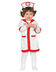 disfraz de enfermera para beb