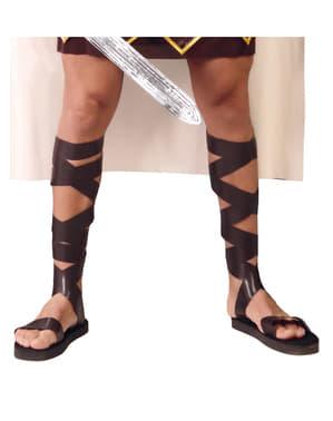 Rzymskie sandały dla dorosłych