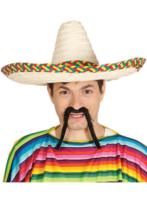 Meksykański kapelusz dla dorosłych