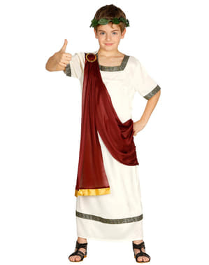 Boy's Elegant Roman Costume
