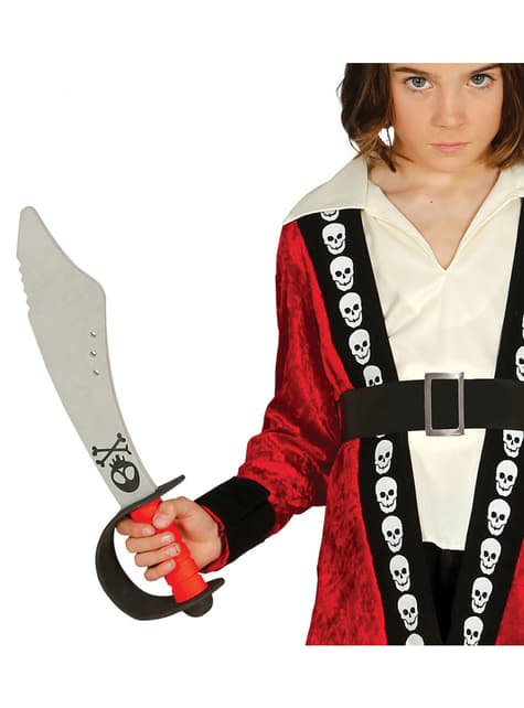 Espada pirata infantil