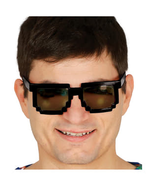 Adult's Pixelated Sunglasses