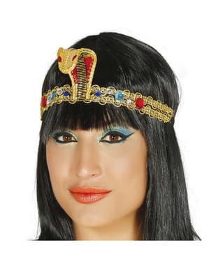 Жіноча зачіска Клеопатри