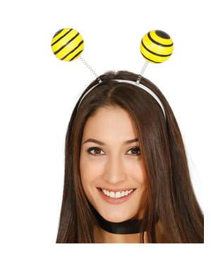Antene albină pentru adult