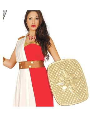 Златен римски щит за възрастни