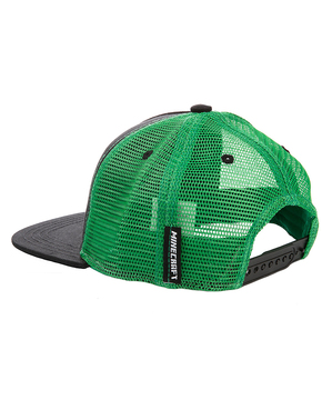 Minecraft Creeper Sequin Cap