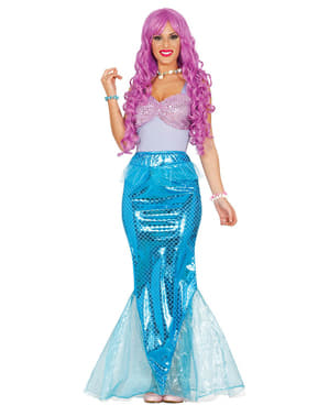 Costum de sirenă