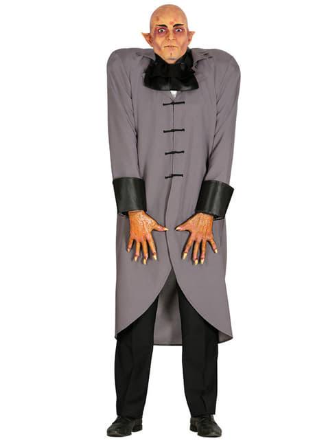 Disfraz de sirviente vampírico para hombre