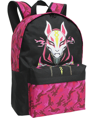 Mochila Fortnite Max Drift