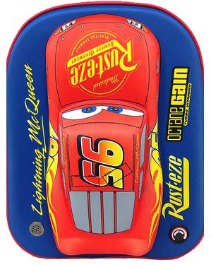 Ghiozdan pentru copii 3D Fulger McQueen interactiv - Cars