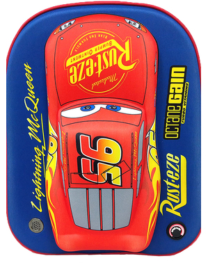 Interactieve 3D Lightning McQueen voor kinderen - Auto's